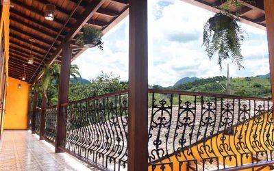 Suítes Paraty Solar da Serra Pousada
